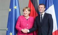 Perancis-Jerman berkoordinasi mendorong kerjasama di kalangan Uni Eropa