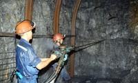 Bulan Buruh: Mengikuti jejak kaki buruh tambang turun ke terowongan tambang