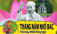 Bulan Mei mengenangkan Presiden Ho Chi Minh