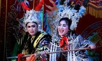 Chua Soo Pong, orang yang memasang sayap kepada seni opera Tuong Vietnam
