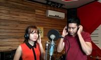 """Kontes """"Nyanyian ASEAN+3"""": Kesempatan bagi para penyanyi muda Laos untuk menegaskan dirinya sendiri"""