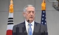 Pentagon memberitahukan tentang latihan perang AS-Republik Korea