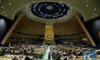 PBB dalam upaya perombakan setelah melakukan aktivitas selama 72 tahun