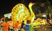 Kekhasan Festival Medio Musim Gugur Kota Tuyen Quang 2017