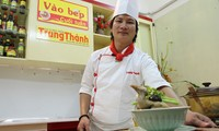 Artisan Nguyen Phuong Hai sangat gandrung merevitalisasi masakan kuno Kota Hanoi