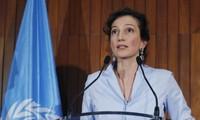 UNESCO telah berhasil memilih Direktur Jenderal baru
