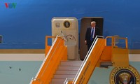 Presiden AS, Donald Trump  mengunjungi Vietnam: Kunjungan yang  punya banyak arti