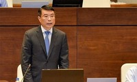 Pendapat pemilih tentang jawaban interpelasi dari Gubernur Bank Negara Le Minh Hung dan Menteri Informasi dan Komunikasi Truong Minh Tuan