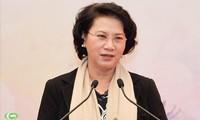 Ketua MN Nguyen Thi Kim Ngan melakukan kunjungan resmi di Singapura dan Australia