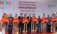 Pekan Raya Perdagangan Indonesia 2017: Upaya memencapai nilai perdagangan Vietnam-Indonesia sebanyak 10 miliar USD