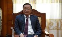 Hubungan Vietnam-Laos: Mewariskan tradisi dan membarui pola pikir