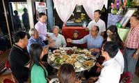 Hari Raya Tet Vietnam di Laos