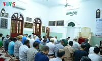 Umat Islam Indonesia di Viet Nam dengan Hari Raya Idul Fitri 1439 H (Hijraih)  yang hangat dan tenteram sentosa