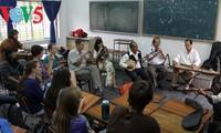 Ciudad de Can Tho fomenta su música tradicional