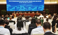 Inauguran Diálogo multilateral sobre APEC después de 2020