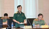 Efectúan el V Pleno del Comité de Defensa y Seguridad del Parlamento vietnamita