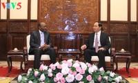 Vietnam y Sudán promueven cooperación en diferentes sectores