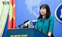 Vietnam condena violaciones de Taiwán a su soberanía marítima