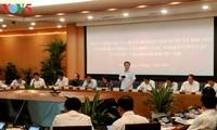 Hanoi obtiene frutos en renovación de organismos estatales