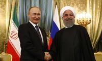 Líderes de Rusia e Irán discuten acuerdo nuclear PAIC