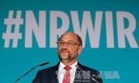 Angela Merkel gana un 13% de votos a favor más que su adversario Martin Schulz