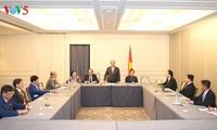 Medios de comunicación encomian visita del premier vietnamita a Estados Unidos