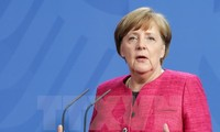 Angela Merkel comienza su gira por América Latina
