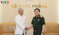 Vietnam y Japón profundizan su cooperación en defensa