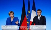 Alemania y Francia por una cooperación más avanzada