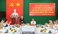 Vietnam presta atención a elevar la calidad de vida de las personas meritorias con la Revolución
