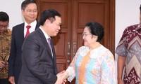 Vietnam e Indonesia coinciden en vigorizar su asociación estratégica