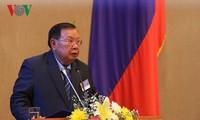 Vietnam y Laos por vigorizar la amistad y la cooperación