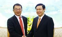 Vietnam aprecia positivamente la cooperación con el Grupo japonés Kirin