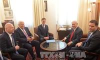 Países árabes saludan los esfuerzos de Estados Unidos en busca de la paz en Medio Oriente