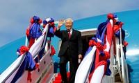 La visita del titular político vietnamita a Myanmar estimula la cooperación bilateral