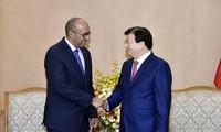 Vietnam y Cuba interesados en cooperar más