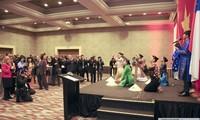 Vietnamitas celebran la Fiesta Nacional en Chile, Bélgica y Argelia