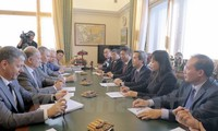 Vietnam y Rusia interesados en incentivar su cooperación económica