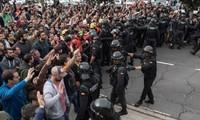 Presidente francés insiste en la unidad de España