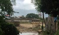 Siguen los trabajos de recuperación tras las inundaciones en el norte de Vietnam
