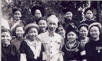 Localidades vietnamitas dan la bienvenida a la fundación de la Asociación Nacional de la Mujer