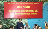 El Gobierno vietnamita orienta los trabajos de reconstrucción tras el tifón Damrey