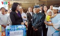 Siguen las actividades humanitarias en ayuda a los afectados por el huracán Damrey