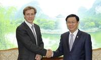 Vietnam determinado a cooperar con el Foro Económico Mundial