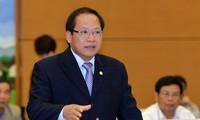 Prosiguen las comparecencias en el Parlamento vietnamita, XIV legislatura