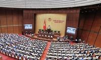Diputados vietnamitas aprueban el proyecto inversionista de la carretera Norte-Sur