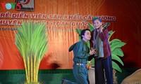 El Delta del río Mekong propicia al desarrollo de los jóvenes del arte folklórico