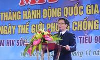 Vietnam decidido a acabar con el VIH/SIDA en 2030