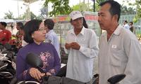 Ciudad Ho Chi Minh brinda una ayuda de 1,7 mil millones de dólares para los pobres