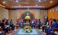 La Voz de Vietnam saluda la visita del embajador francés en Hanói